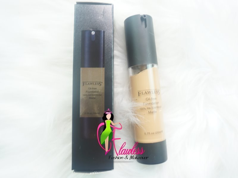 Flawless Ivy - Matte Oil Free Foundation