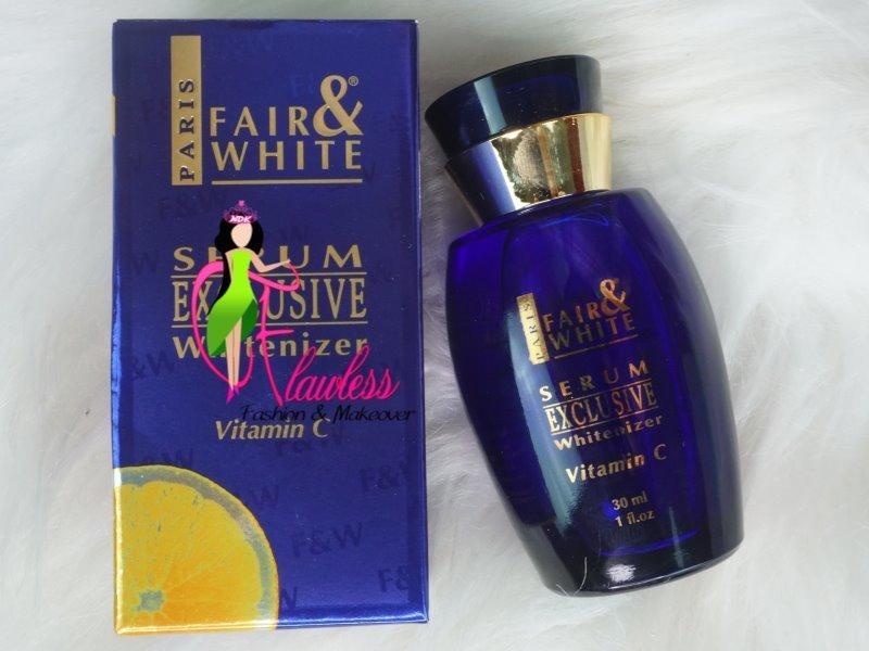 Fair & White - Exclusive Serum Whitenizer With Vitamin C