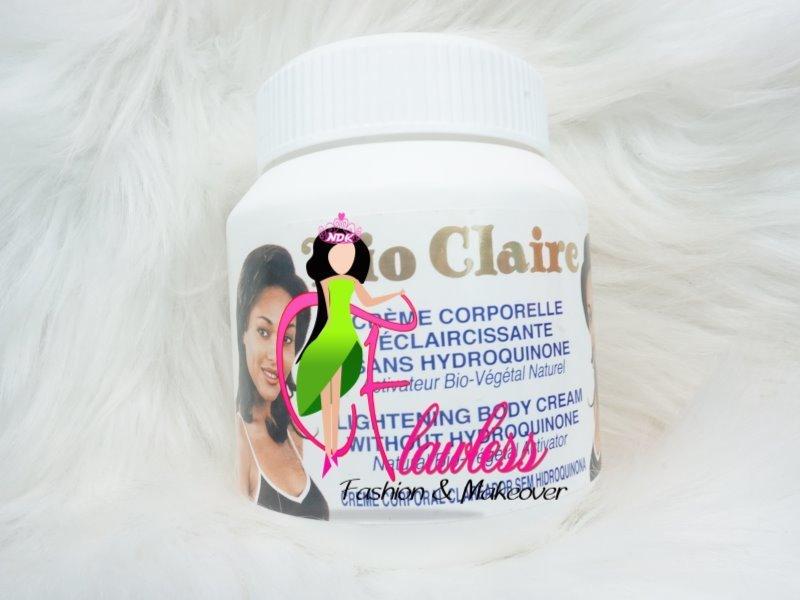 Bio Claire -Lightening Body Cream