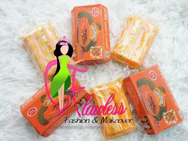 Asantee - Honey and Papaya Soap