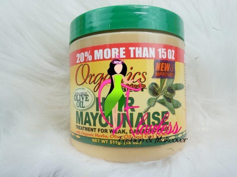 Africa's Best - Organics Hair Mayonnaise