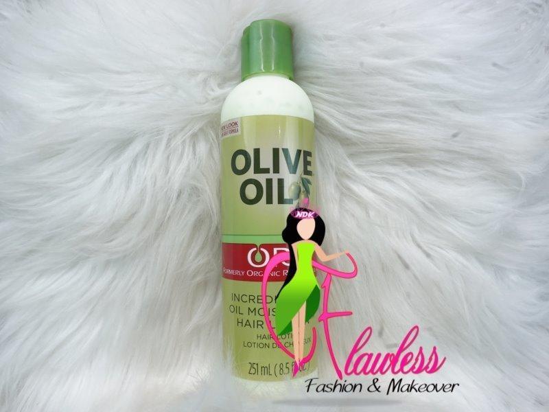 ORS - Olive Oil Moisturizing Hair Lotion