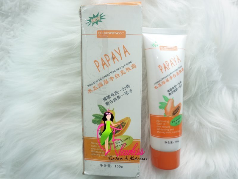 Papaya - Intensive Whitening Refreshing Scrub