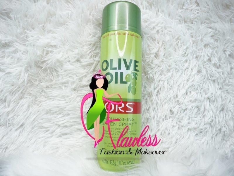ORS - Olive Oil Nourishing Sheen Spray