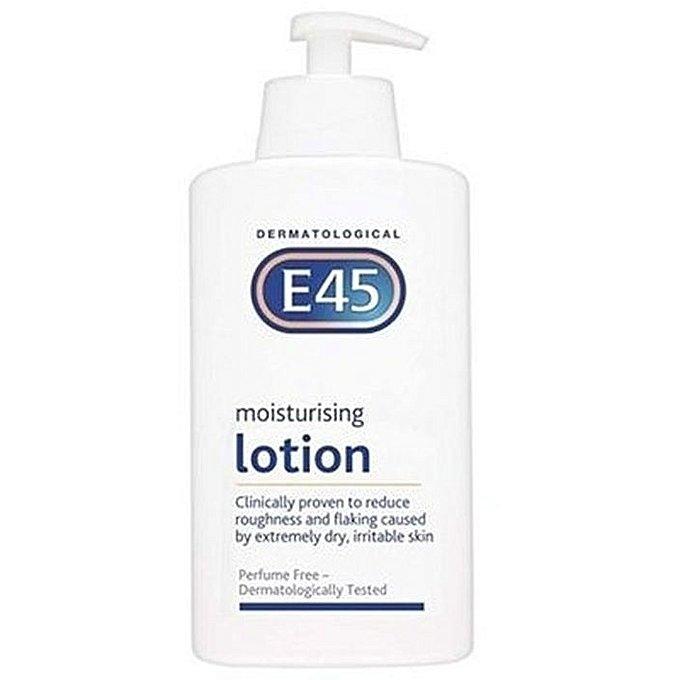 E45 - Moisturizing Lotion
