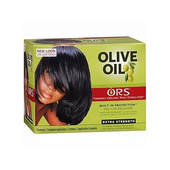 ORS - Full Application No-Lye Relaxer Kit