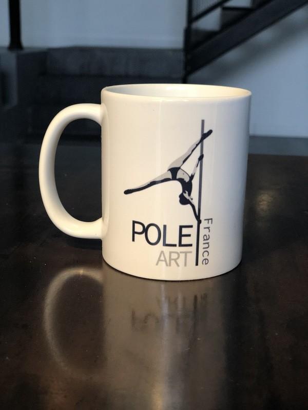 Tasse Pole Art France / Pole Art France mug - GREY
