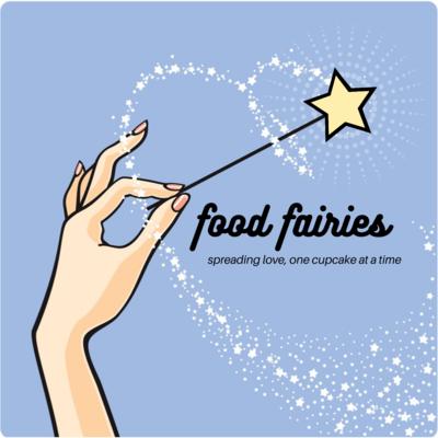 VIRTUAL CUPCAKE DONATION - @foodfairiesnz