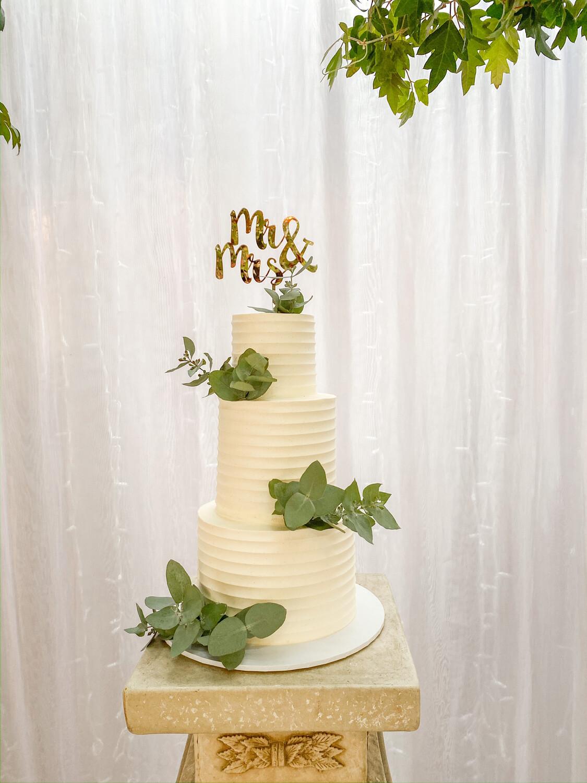 TIERED CAKE - STANDARD RANGE