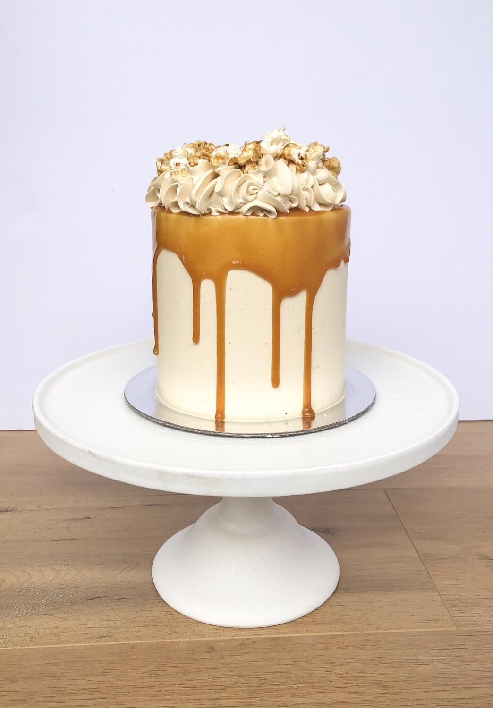 Caramel Popcorn Overload