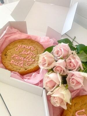 Talk Flirty To Me Cookie Pie