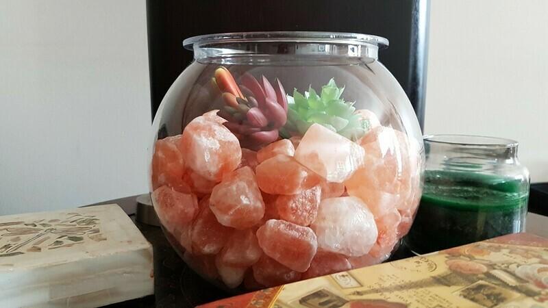 Himalayan Salt Fishbowl