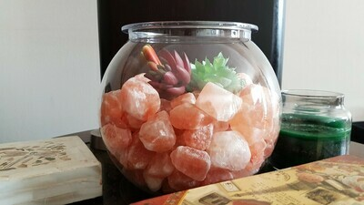 Himalayan Salt Fishbowl