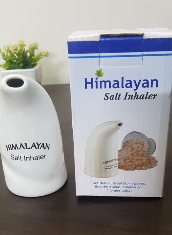 Himalayan Salt Inhaler (Salt Pipe)
