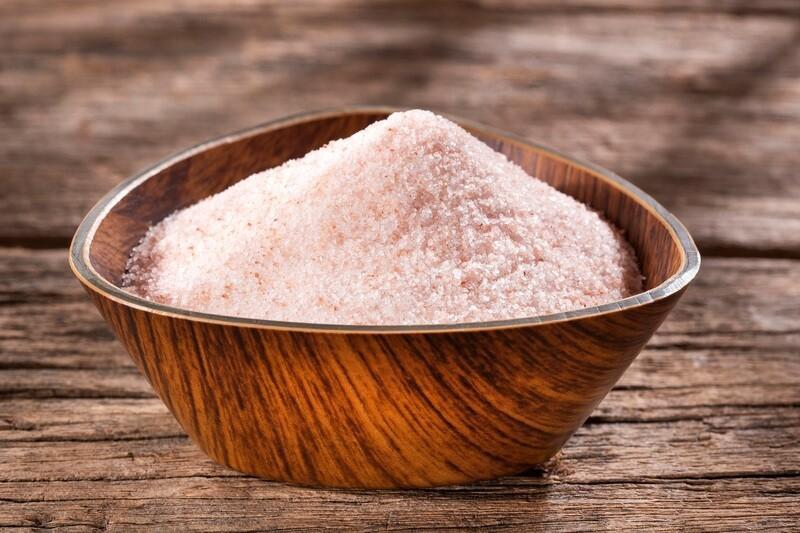 Himalayan Pink Salt - Fine 5lb