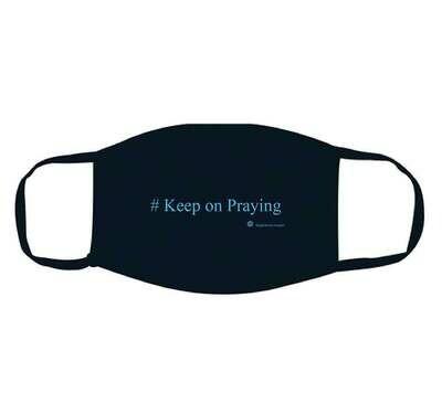 Keep on Praying Face Mask