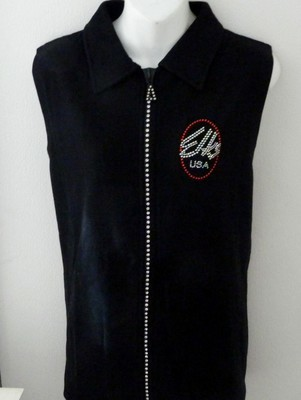 ELKS  Logoed VEST - assorted colors