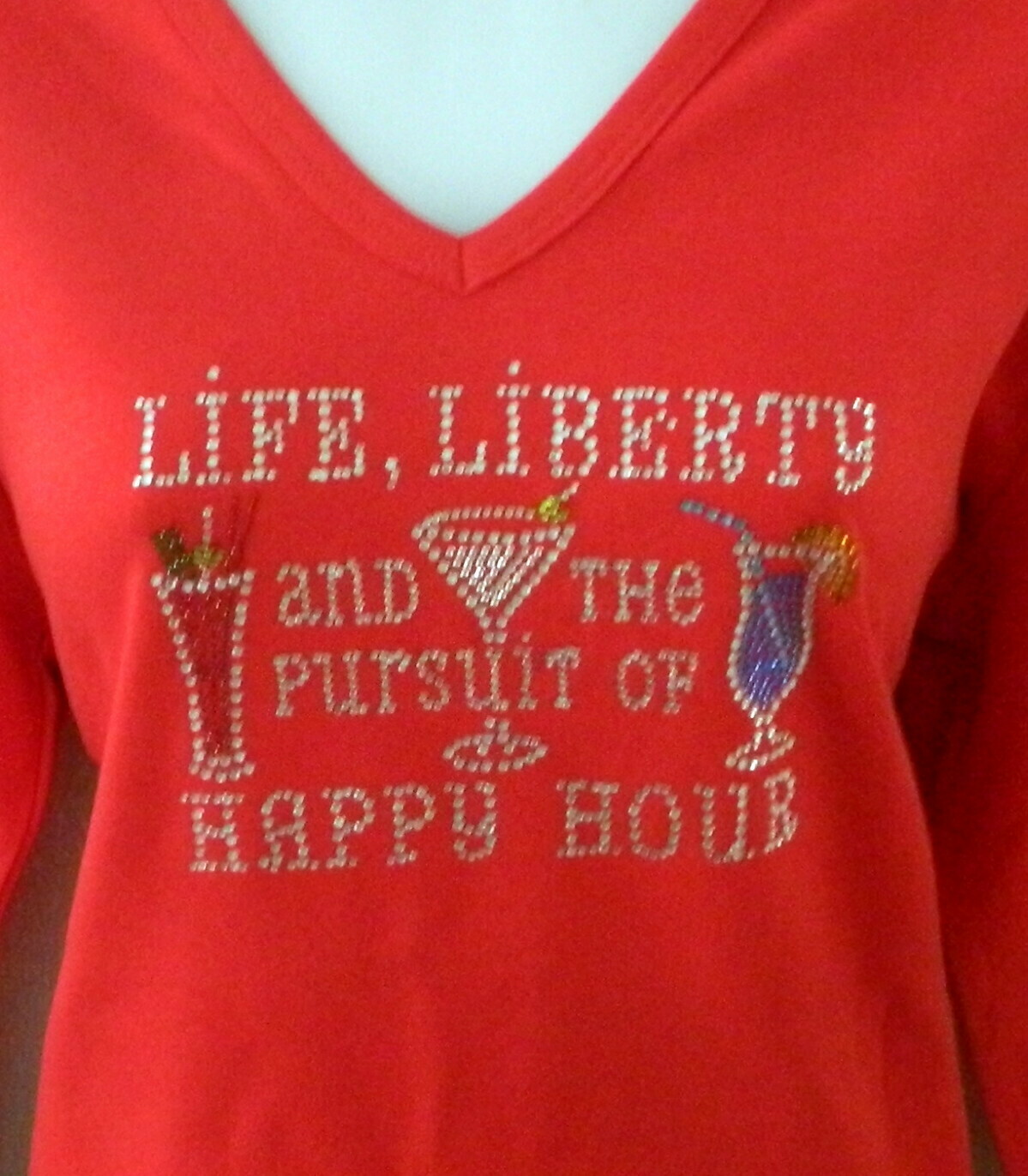 Life Liberty and the Pursuit of Happy Hour