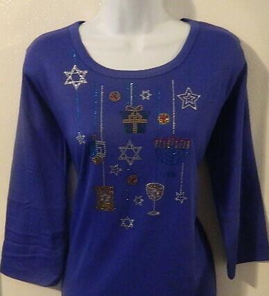 Happy Hanukkah   - NEW  design