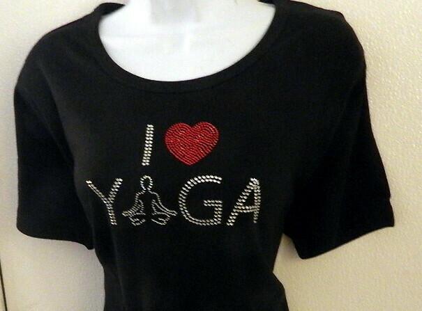 I (heart) YOGA
