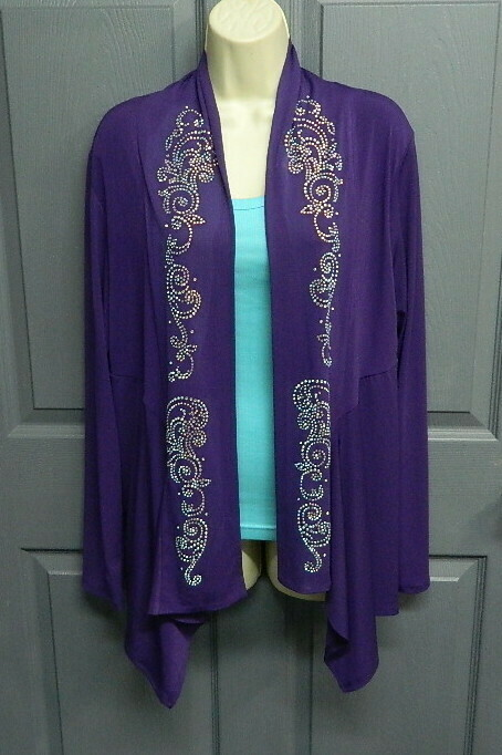 Mid-Cut Jacket w Long Sleeves  NEW!!