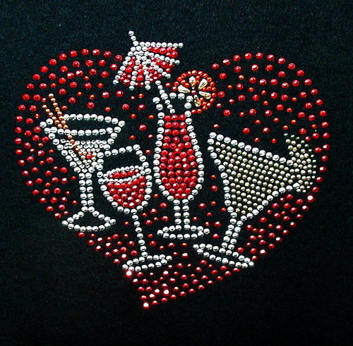 Heart of Cocktails