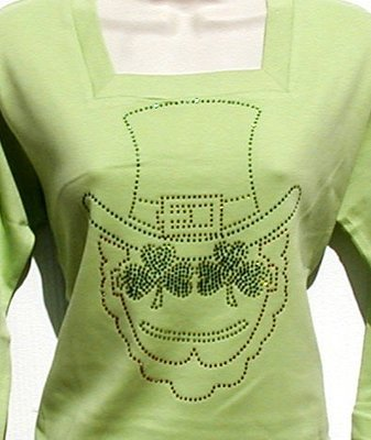 Leprechaun Face (lg design)