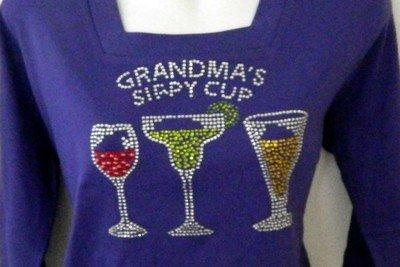 Grandmas Sippy Cup w Asst Cocktails