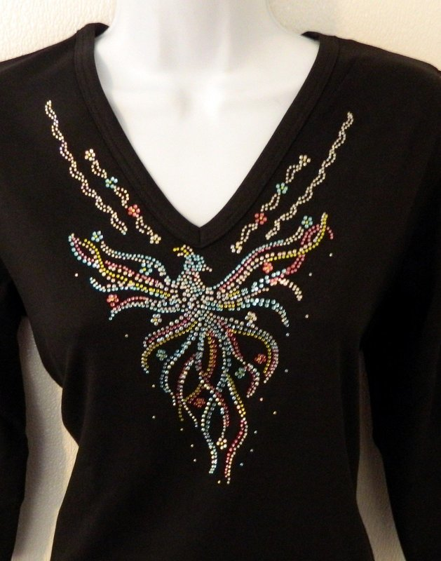 Bird of Paradise Neckline