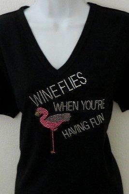 WINE Flies When Your Having Fun