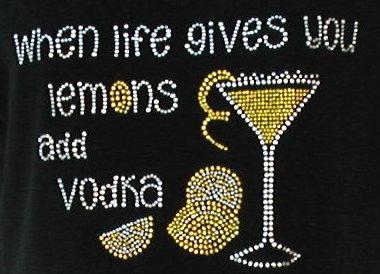 When Life Gives You Lemons -- Add Vodka