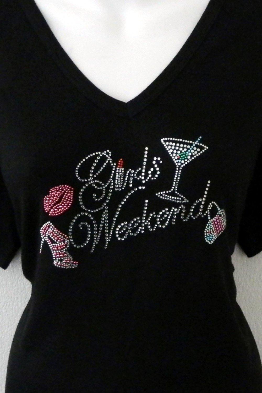 Girl's Weekend  NEW