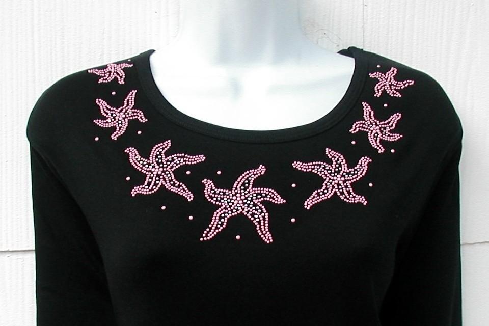 Starfish - Pink