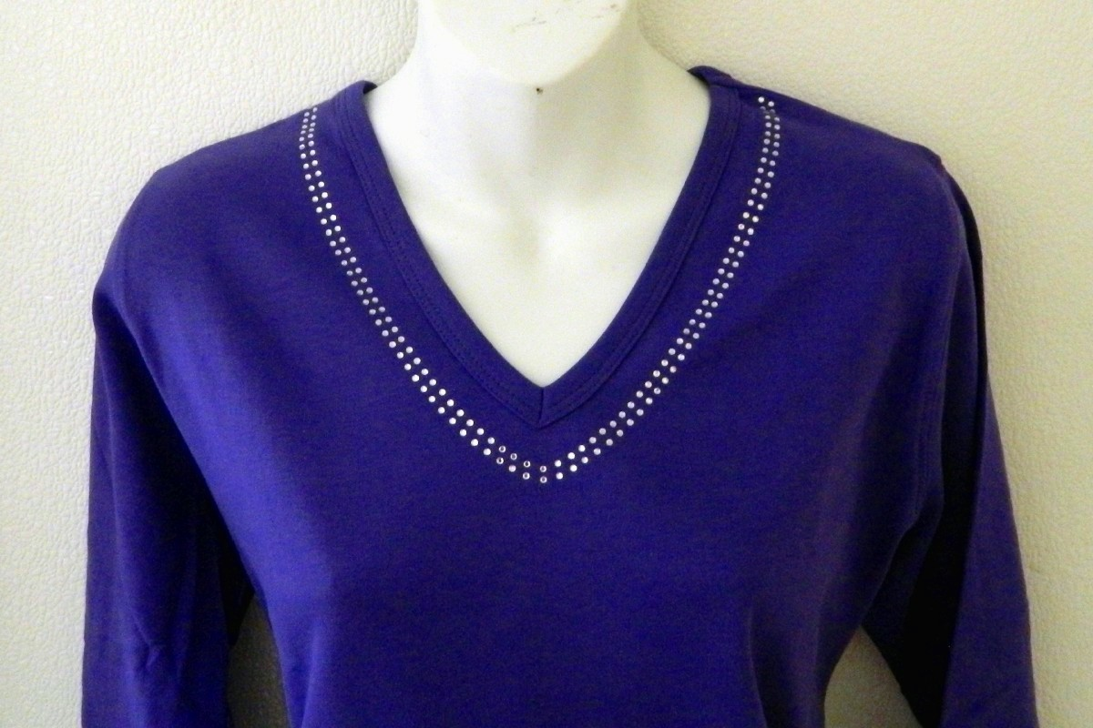 Simple Neckline