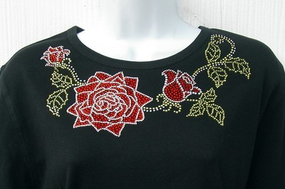 Rose Neckline
