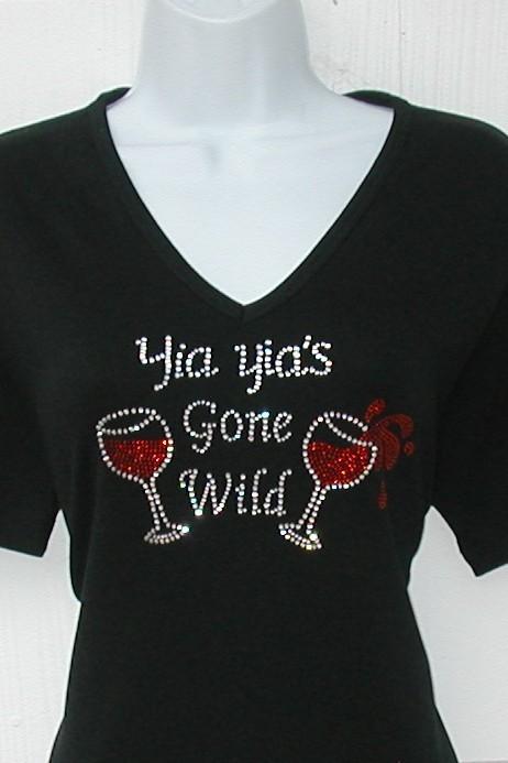 Yia Yia's Gone Wild