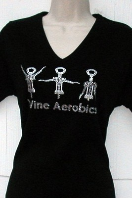 Wine Aerobics - Corkscrews in Motion