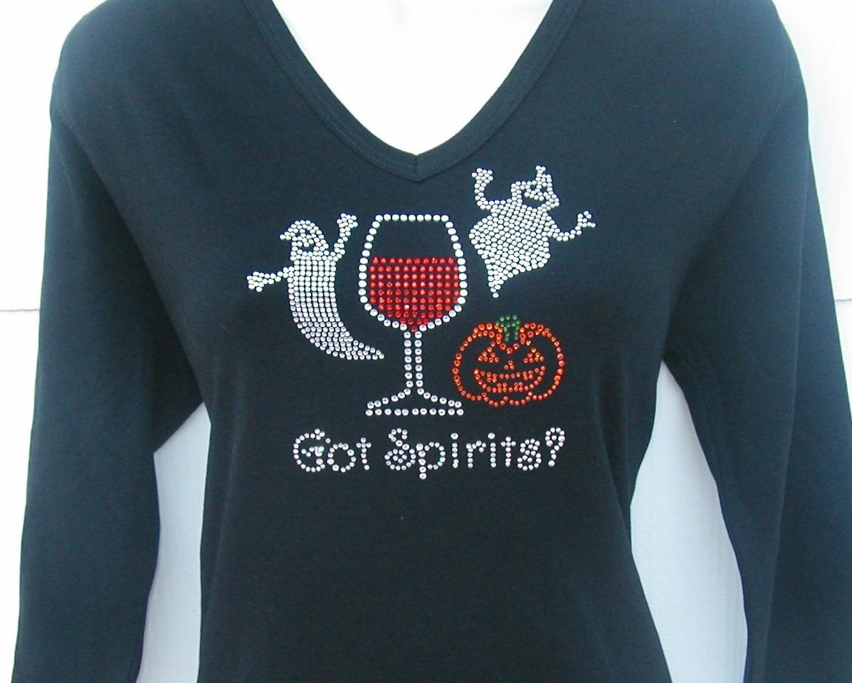 Halloween  -  GOT SPRIITS?