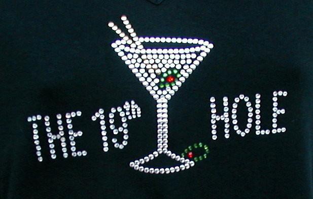 The 19th Hole - Martini