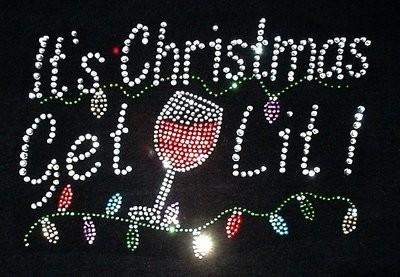 I'ts Christmas Get Lit!  Lights