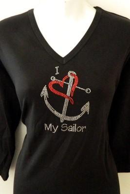 I (heart)  My Sailor