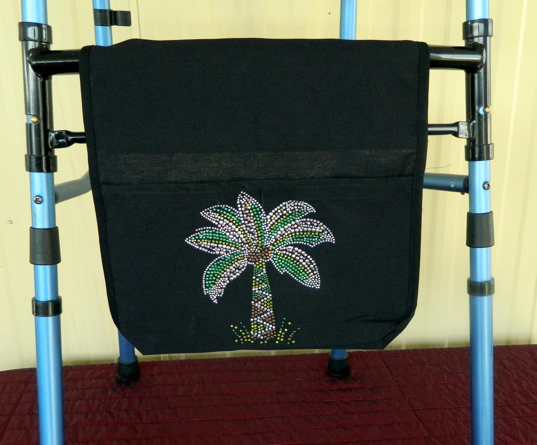 Green Palm Tree on Walker Bagg
