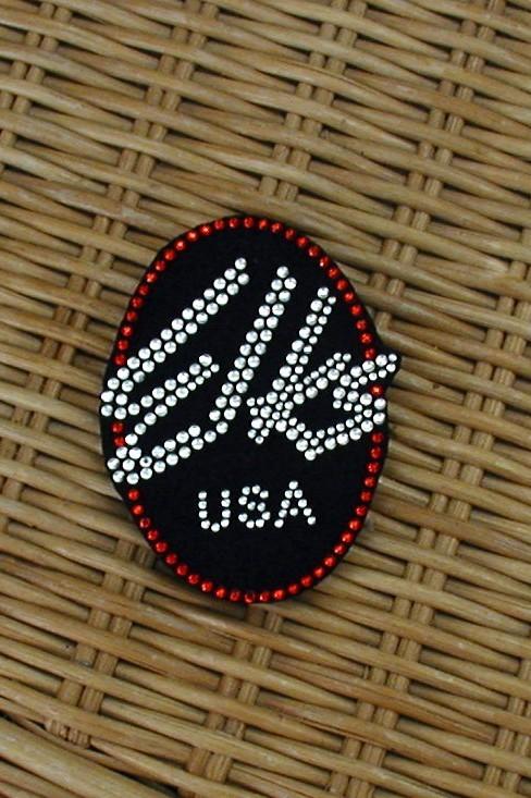 ELKS - Magnetic Badge