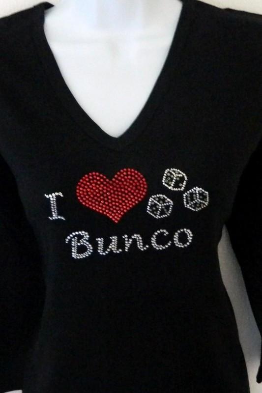 BUNCO  - I (heart) Bunco