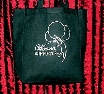 Women with Purpose  -- Tote Bag