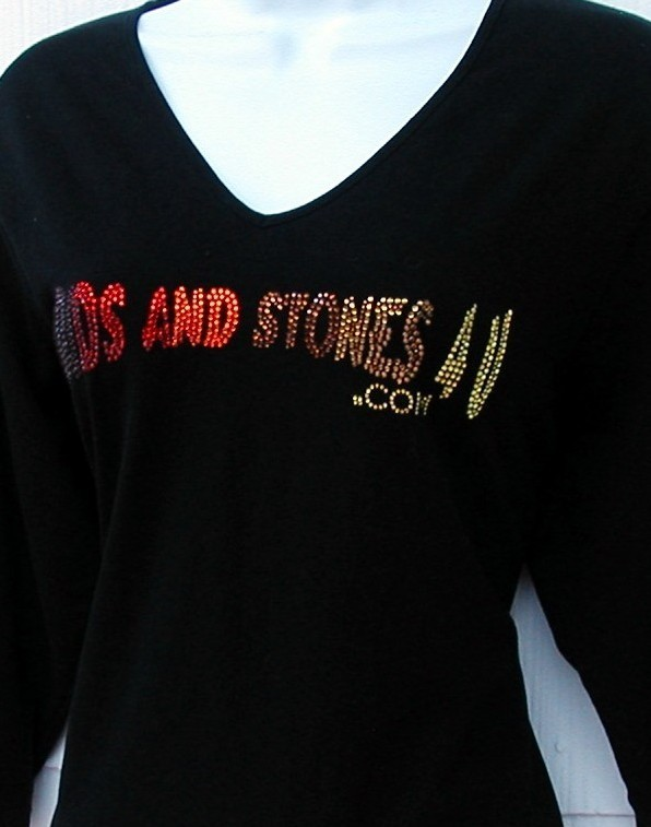 Studs and Stones 4U  (my logo)