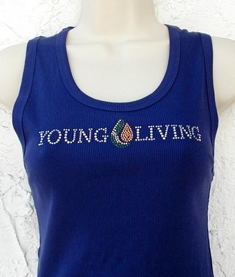 Young Living Logoed Shirts
