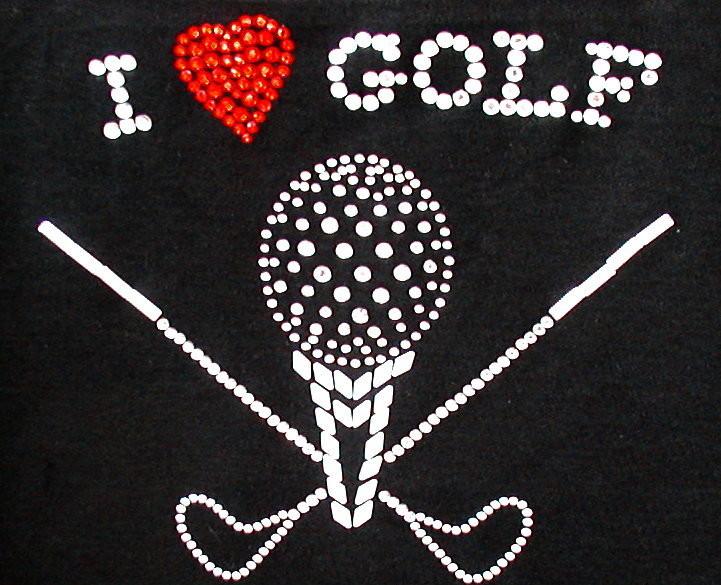 I Heart Golf