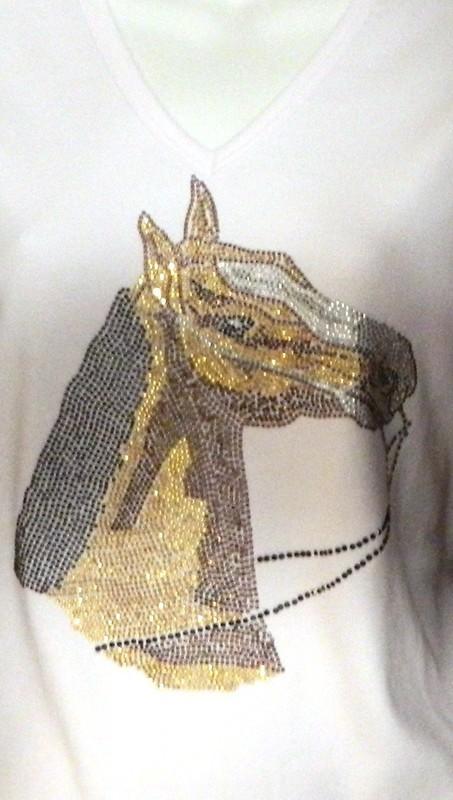 Horse Head  (large design)