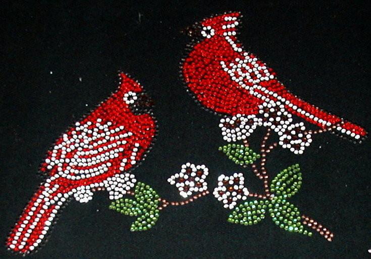 Cardinals (red)